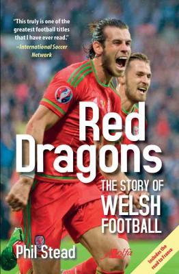 A picture of 'Red Dragons: The Story of Welsh Football' 