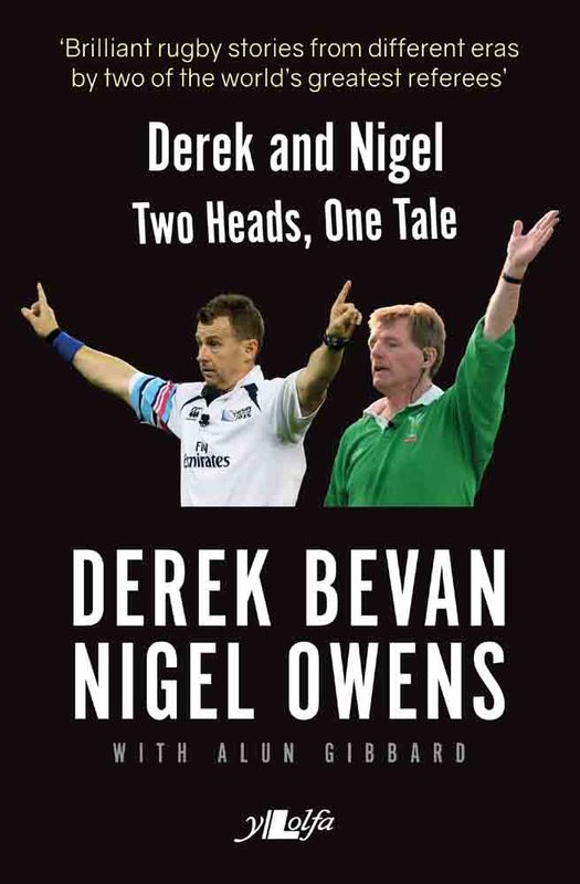 A picture of 'Derek and Nigel: Two Heads, One Tale' 
