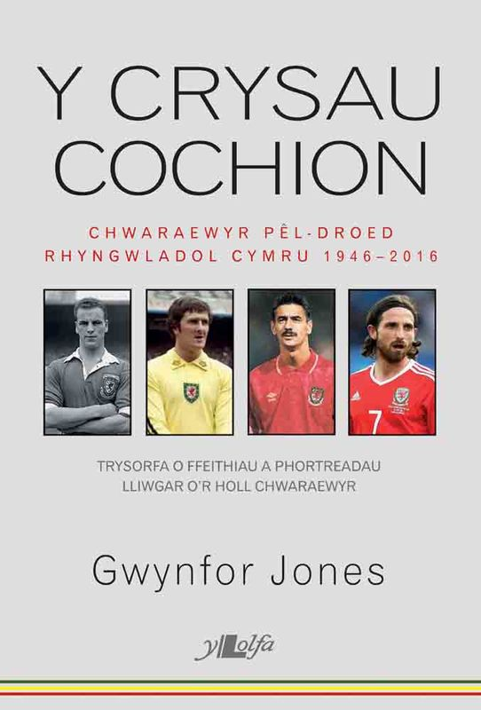 A picture of 'Y Crysau Cochion' 