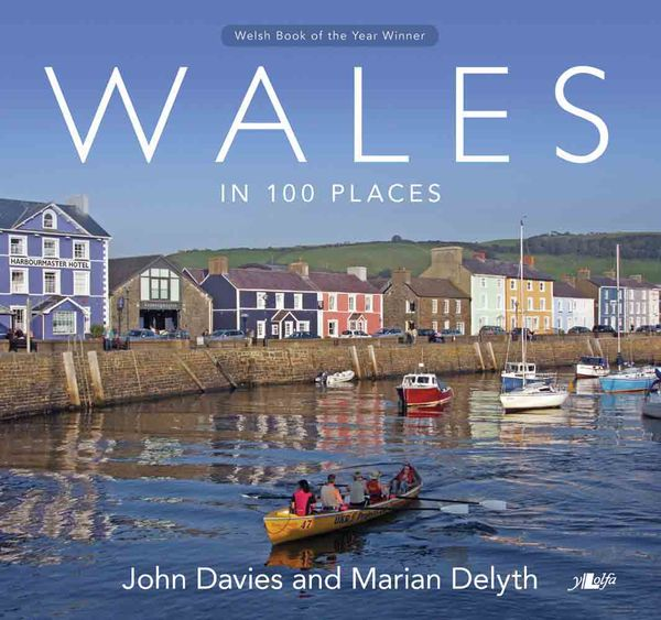 A picture of 'Wales in 100 Places'