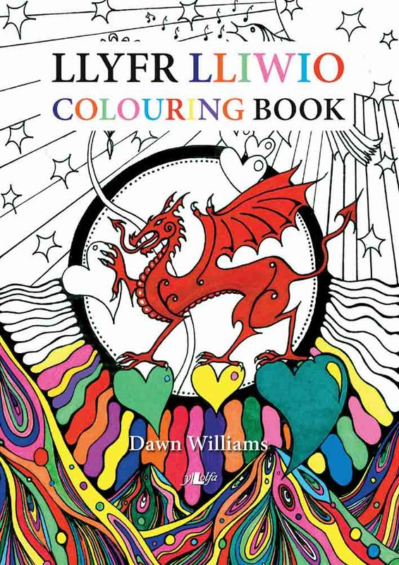 A picture of 'Lliwio Cymru / Colouring Wales' 