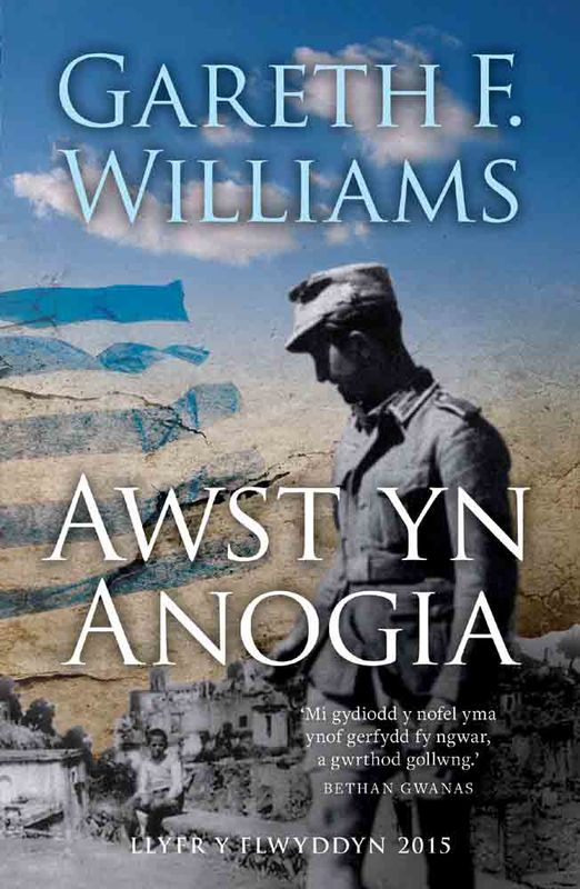 A picture of 'Awst yn Anogia' 