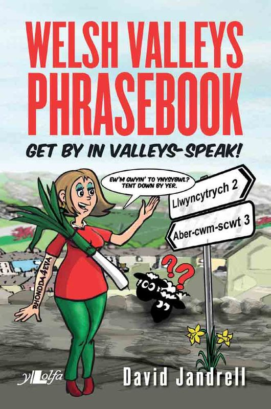 A picture of 'Welsh Valleys Phrasebook'
