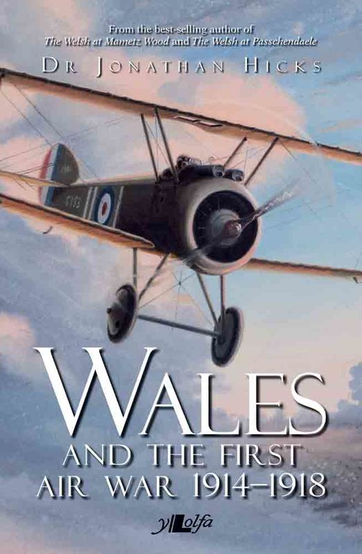 Llun o 'Wales and the First Air War 1914-1918'