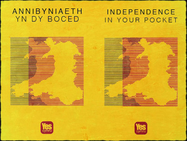 A picture of 'Annibyniaeth yn Dy Boced / Independence in Your Pocket' 