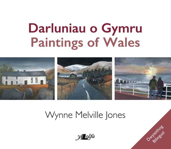 A picture of 'Darluniau o Gymru / Paintings of Wales' 