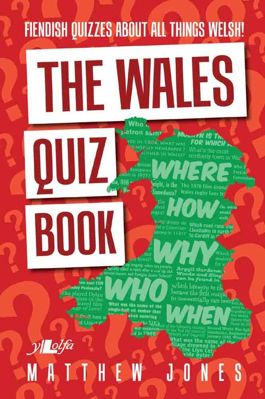 A picture of 'The Wales Quiz Book' 