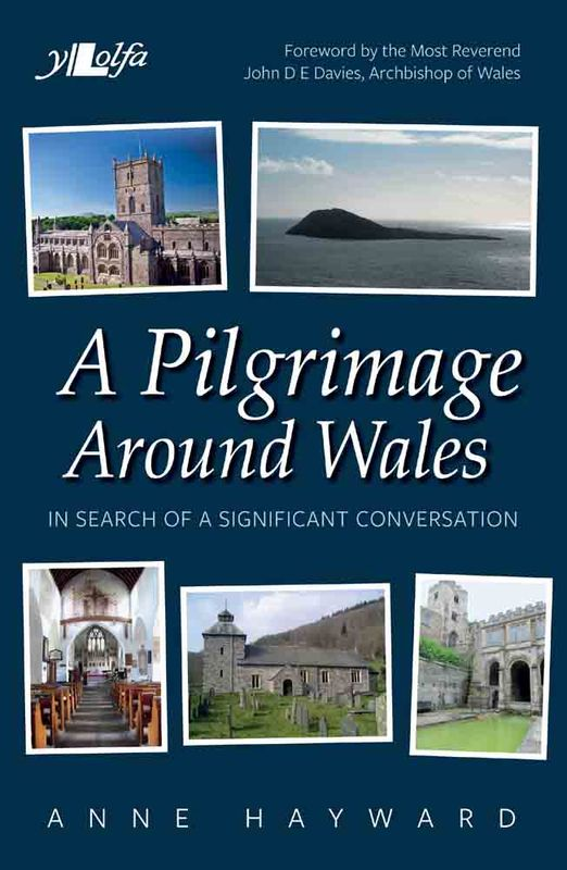 Llun o 'A Pilgrimage Around Wales' 