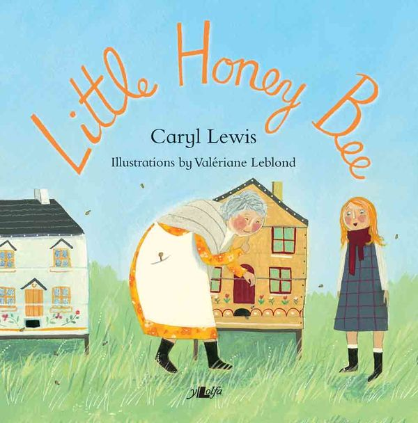 A picture of 'Little Honey Bee' 