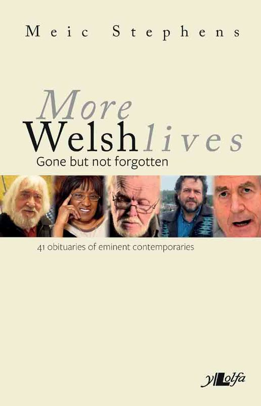 Llun o 'More Welsh Lives – Gone but not forgotten'