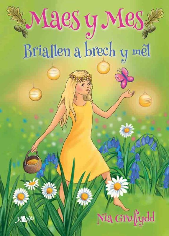 A picture of 'Briallen a brech y mel' 
