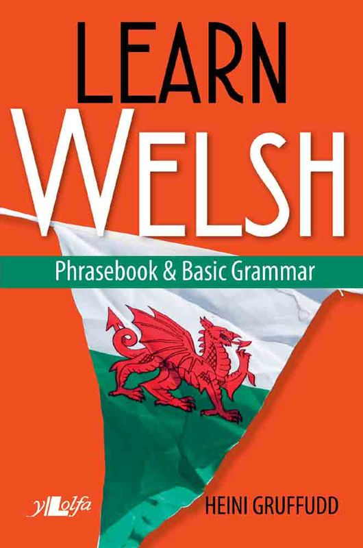 Llun o 'Learn Welsh'