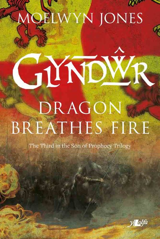 A picture of 'Glyndwr Dragon Breathes Fire' 