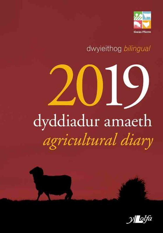 A picture of 'Dyddiadur Amaeth 2019 Agricultural Diary' 