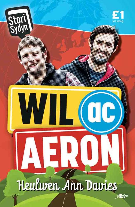 A picture of 'Wil ac Aeron (e-lyfr)' 