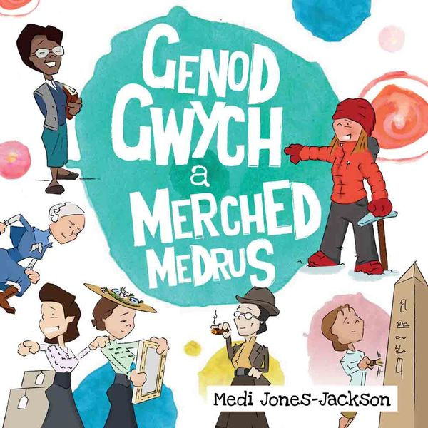 A picture of 'Genod Gwych a Merched Medrus' 