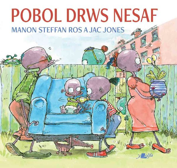 A picture of 'Pobol Drws Nesaf' 
