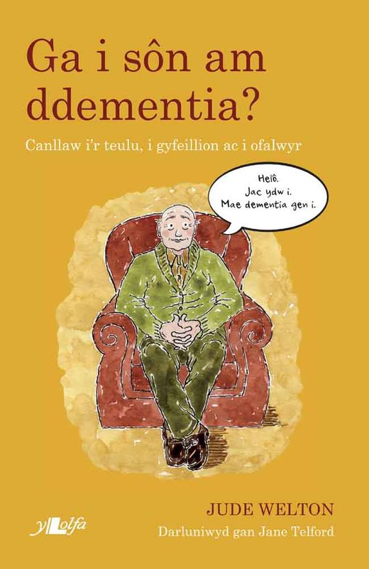 A picture of 'Ga i sôn am ddementia?'