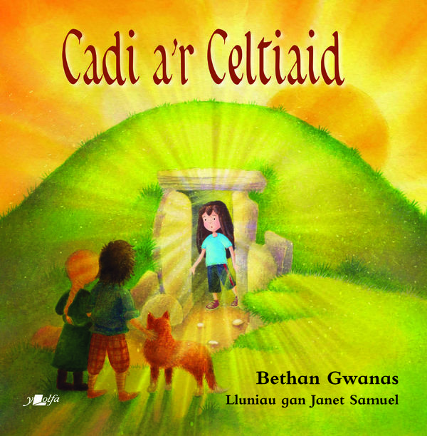 A picture of 'Cadi a'r Celtiaid' 