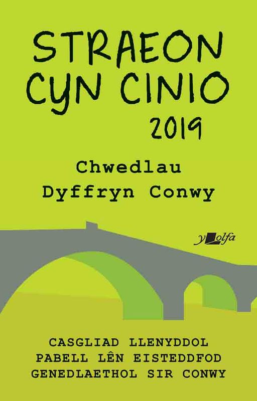 A picture of 'Straeon Cyn Cinio 2019' 