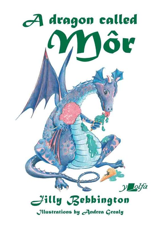 Llun o 'A Dragon called Môr' 