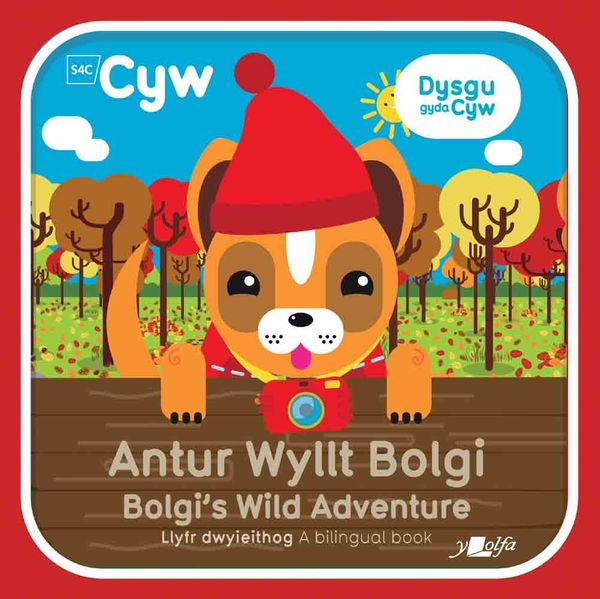 A picture of 'Antur Wyllt Bolgi / Bolgi's Wild Adventure' 