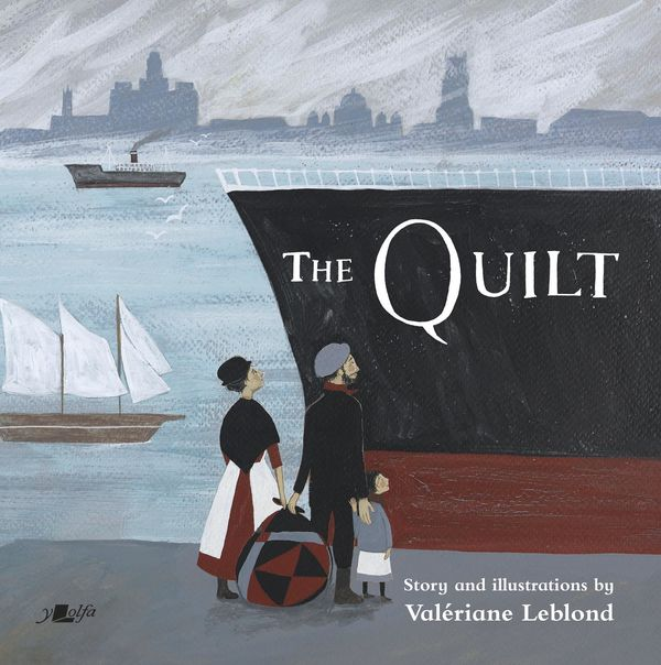 A picture of 'The Quilt' 