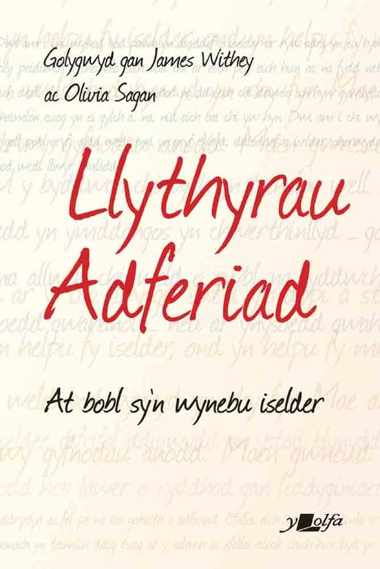 A picture of 'Llythyrau Adferiad' 