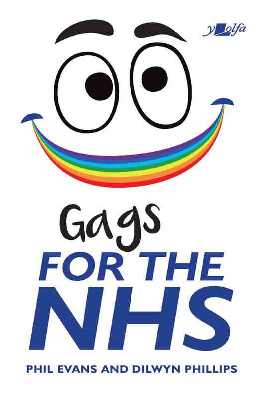 Llun o 'Gags for the NHS'