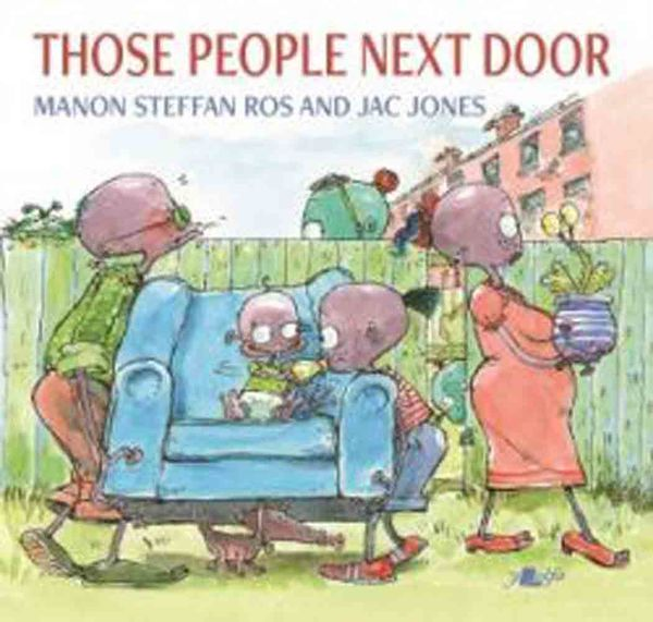 A picture of 'Those People Next Door' 