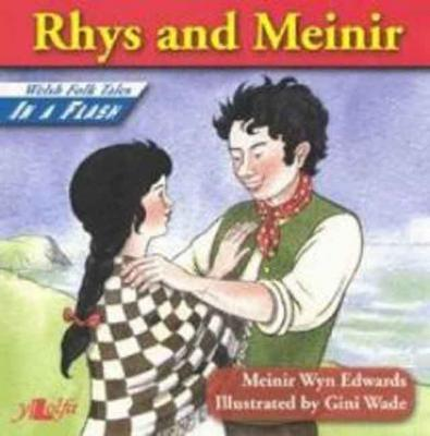 A picture of 'Rhys and Meinir' 