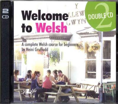 A picture of 'Welcome to Welsh CD' 