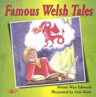 A picture of 'Famous Welsh Tales' 
