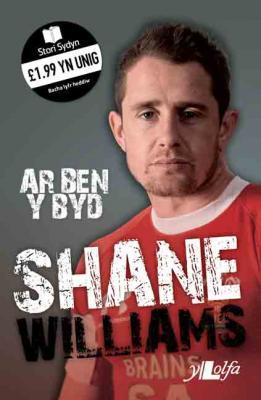 A picture of 'Shane Williams: Ar Ben y Byd' 