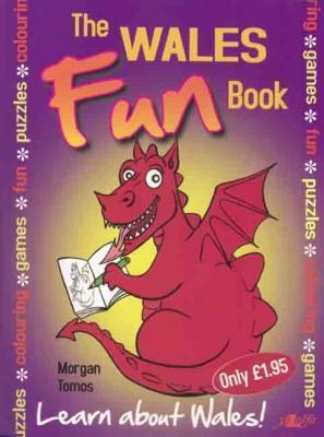 A picture of 'The Wales Fun Book' 