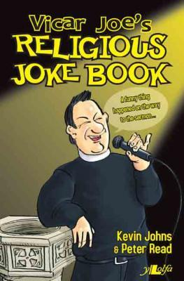 A picture of 'Vicar Joe's Religious Joke Book' 