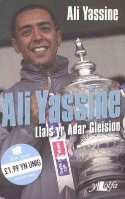 A picture of 'Ali Yassine: Llais yr Adar Gleision' 