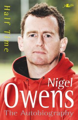A picture of 'Half Time (paperback)' 