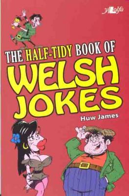 A picture of 'The Half-Tidy Book of Welsh Jokes' 