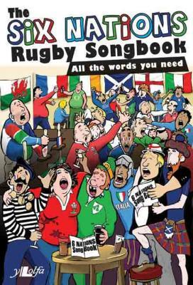 A picture of 'The Six Nations Rugby Songbook' 