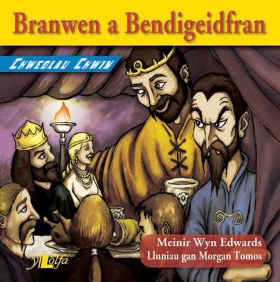 A picture of 'Branwen a Bendigeidfran' 