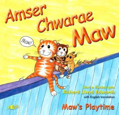 A picture of 'Amser Chwarae Maw / Maw's Playtime' 