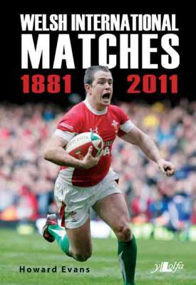 A picture of 'Welsh International Matches 1881-2011' 