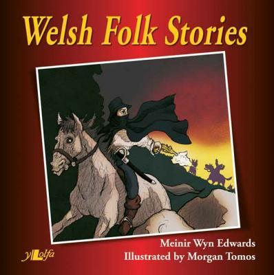 A picture of 'Welsh Folk Stories'