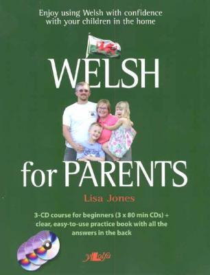 Llun o 'Welsh for Parents' 