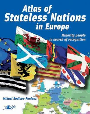 Llun o 'Atlas of Stateless Nations in Europe' 