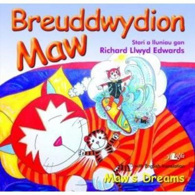 A picture of 'Breuddwydion Maw / Maw's Dreams'