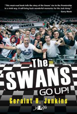 A picture of 'The Swans Go Up!' 