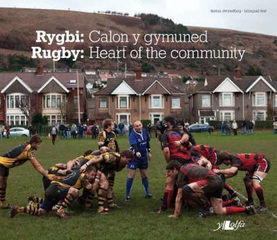 A picture of 'Rygbi: Calon y gymuned/Rugby: Heart of the commun' 