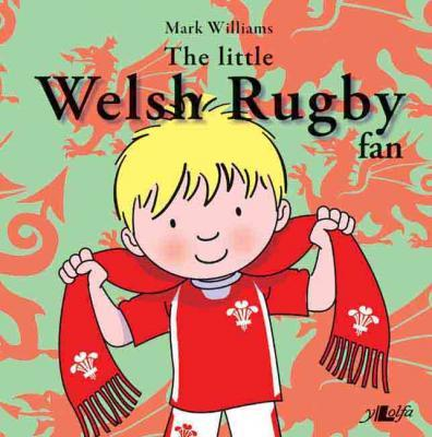 A picture of 'The Little Welsh Rugby Fan' 
